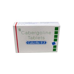 Caberlin 0.5 a la Venta en anabol-es.com en España   Cabergolina En línea