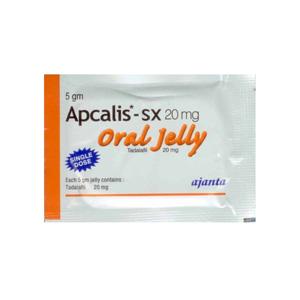 Apcalis SX Oral Jelly a la Venta en anabol-es.com en España | Tadalafilo En línea