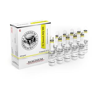 Magnum Stanol-AQ 100 a la Venta en anabol-es.com en España   Stanozolol injection En línea