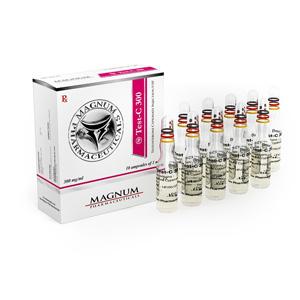 Magnum Test-C 300 a la Venta en anabol-es.com en España | Cipionato de testosterona En línea