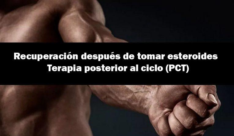 Recuperación después de tomar esteroides | Terapia posterior al ciclo (PCT)