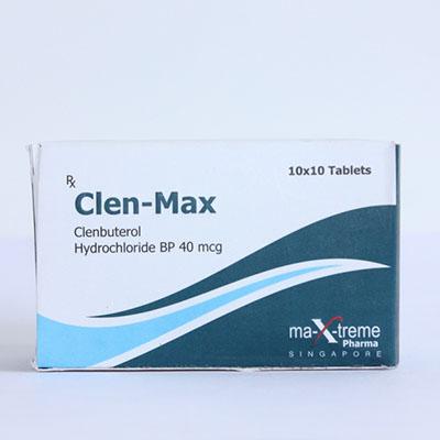 Clen-Max a la Venta en anabol-es.com en España | Clorhidrato de clenbuterol En línea