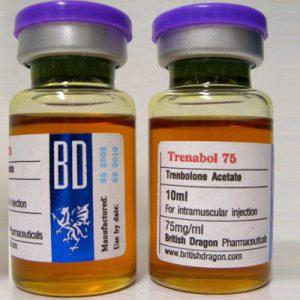 Trenbolone-75 a la Venta en anabol-es.com en España | Acetato de trembolona En línea