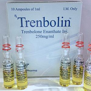Trenbolin (ampoules) a la Venta en anabol-es.com en España | Trenbolone enanthate En línea