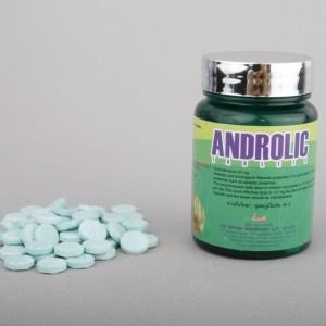 Androlic a la Venta en anabol-es.com en España   Oxymetholone En línea