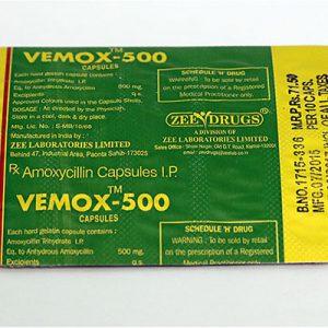 Vemox 500 a la Venta en anabol-es.com en España   Amoxicilina En línea
