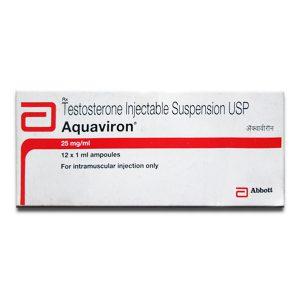 Aquaviron a la Venta en anabol-es.com en España   Testosterone suspension En línea